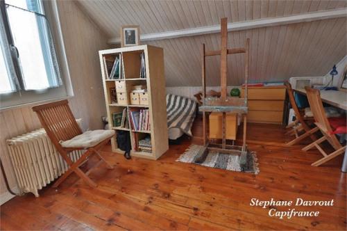 Vente - Maison ancienne 6 pièces - 135 m2 - Saint Nom la Bretèche - Photo