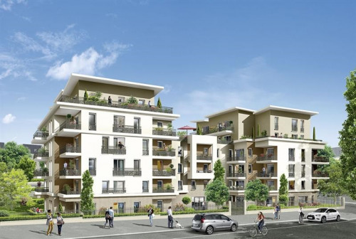 New home sale - Programme - Trappes - Photo