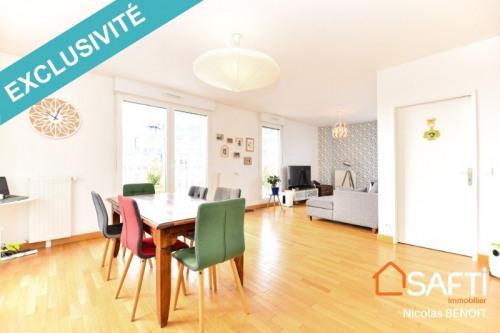 豪宅出售 - 公寓 5 间数 - 101 m2 - Massy - Photo