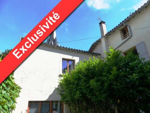 Produit d'investissement - Immeuble - 185 m2 - Saint Genis Laval - FACADE INTERIEUR - Photo