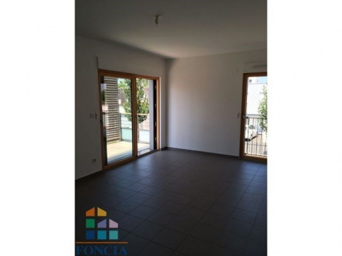 Rental - Apartment 2 rooms - 58 m2 - Strasbourg - Photo