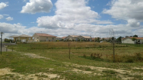 New home sale - Lotissement - Dax - Photo