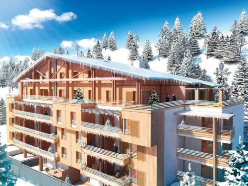 New home sale - Programme - Valberg - Photo
