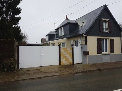 Sale house / villa Formerie 122 000€ - Picture 1