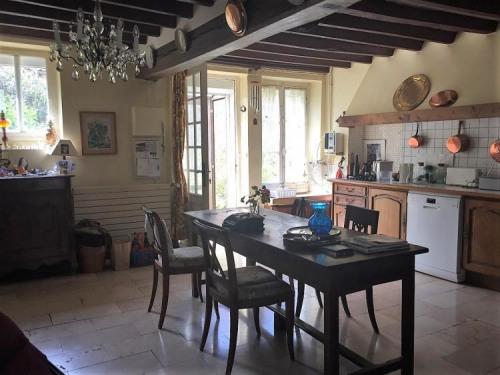 Verkoop  - woning met lengteopstelling 5 Vertrekken - 130 m2 - Vézelay - Photo
