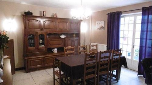Sale house / villa Entre cognac et jarnac 160500€ - Picture 5