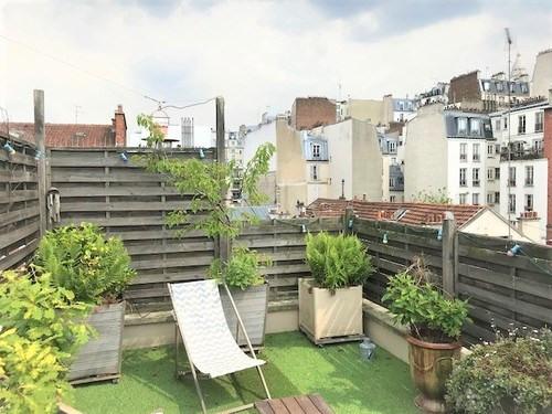 Deluxe sale apartment Paris 18ème 1750000€ - Picture 3