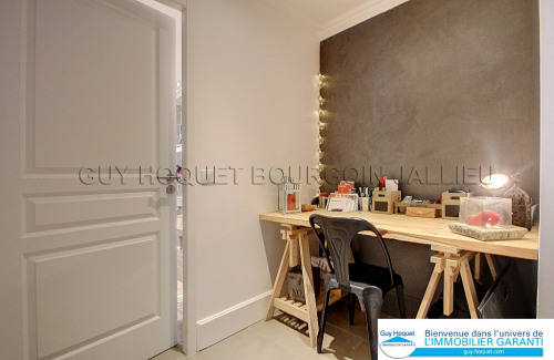 Vente - Appartement 3 pièces - 80 m2 - Bourgoin Jallieu - Photo