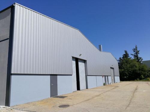 Verhuren  - Bedrijfsruimte - 900 m2 - Brignais - Photo
