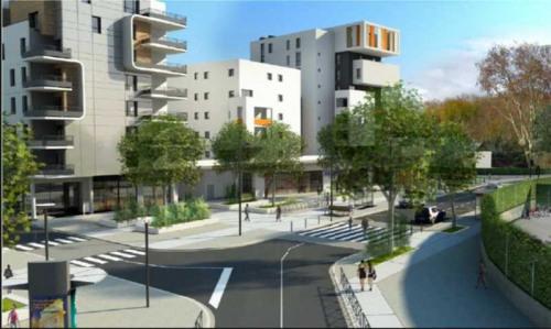出租 - 商店 - 72 m2 - Montpellier - Photo