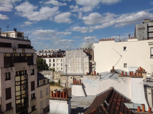 Location - Studio - 18,02 m2 - Paris 14ème - Photo