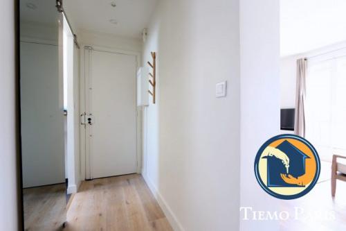Location - Appartement 2 pièces - 44 m2 - Paris 16ème - Photo