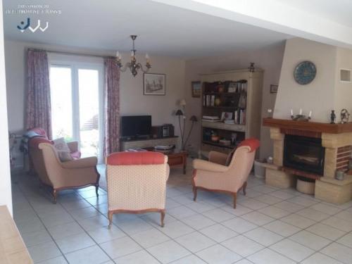Verkauf - Einfamilienhaus 5 Zimmer - 120 m2 - Tilly sur Seulles - Photo