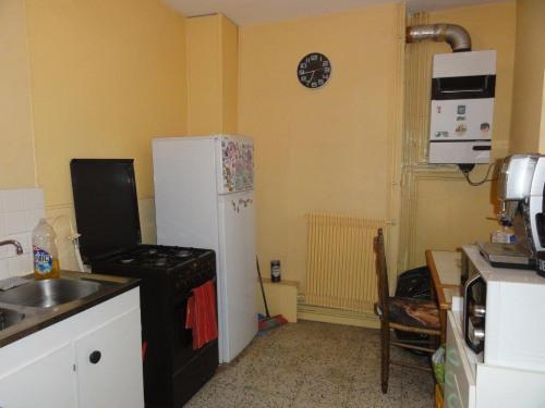Verhuren  - Appartement 2 Vertrekken - 46 m2 - Le Creusot - Photo