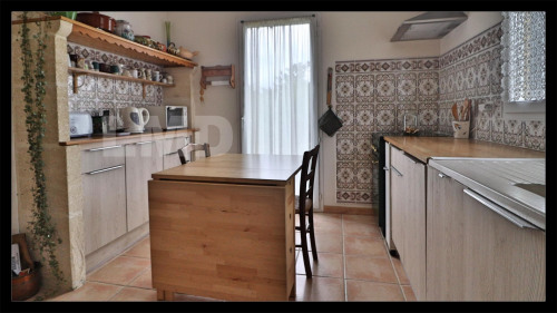 Verkoop  - villa 6 Vertrekken - 118 m2 - Calvisson - Photo