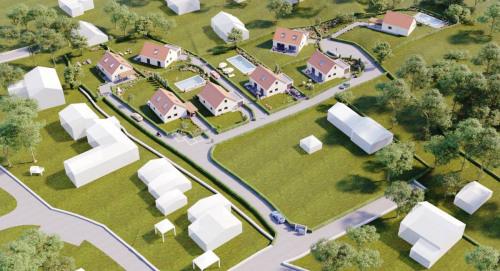 Produit d'investissement - Terrain - 628 m2 - Gonfaron - Photo