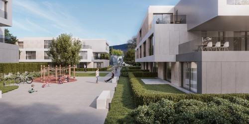 Venta  - Apartamento 5 habitaciones - 141 m2 - Genève-Cointrin Airport - Photo