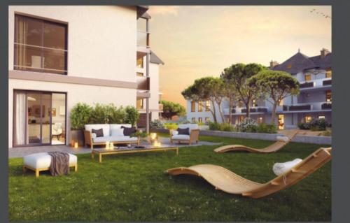 Vente - Appartement 3 pièces - 60 m2 - La Baule Escoublac - Photo