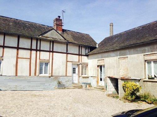 Sale house / villa Beaucamps le vieux 102000€ - Picture 1