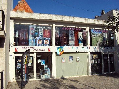 Vente local commercial Martigues 307500€ - Photo 1