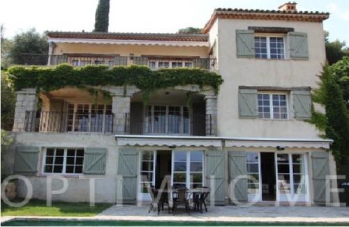 Revenda residencial de prestígio - vivenda de luxo 9 assoalhadas - 340 m2 - Mougins - Photo