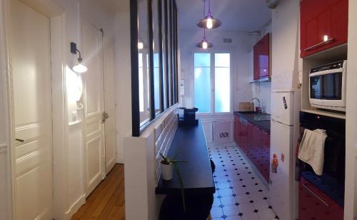 Temporada - Apartamento 3 assoalhadas - 67,23 m2 - Paris 10ème - Photo