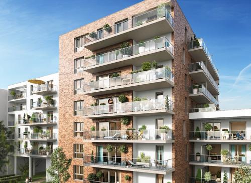Investeringsproduct  - Appartement 3 Vertrekken - 64,85 m2 - Lille - Photo