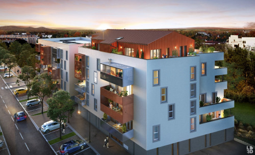 New home sale - Programme - Pau - Photo