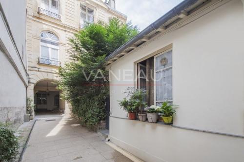 Престижная продажа - квартирa 3 комнаты - 90 m2 - Paris 4ème - Parties communnes - Photo