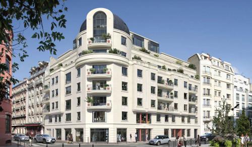 New home sale - Programme - Levallois Perret - Photo