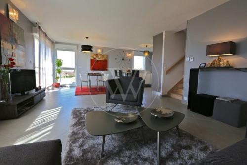 Verkoop  - Duplex 5 Vertrekken - 82 m2 - Auxon Dessous - Photo