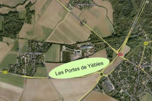 Vente - Terrain industriel - 15,5213 ha - Yèbles - Photo