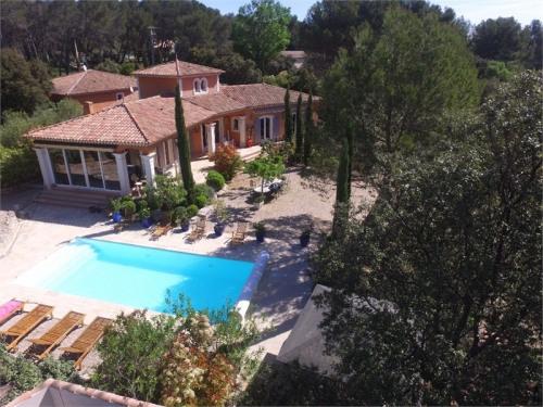 Vente - Maison contemporaine 7 pièces - 230 m2 - Aix en Provence - Photo