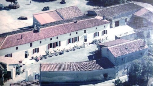 Vente maison / villa 10 mn sud cognac 128400€ - Photo 1