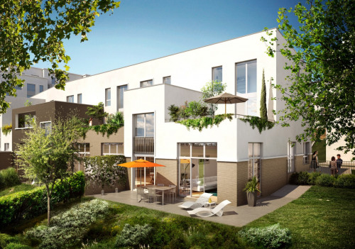 New home sale - Programme - Poissy - 26_26008_prg_phot_26009 - Photo