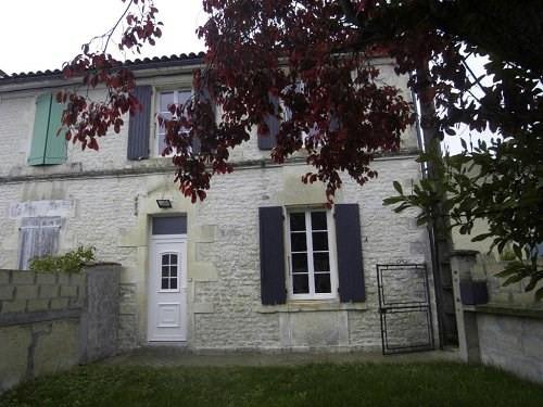 Rental house / villa 10 mn sud cognac 630€ CC - Picture 1