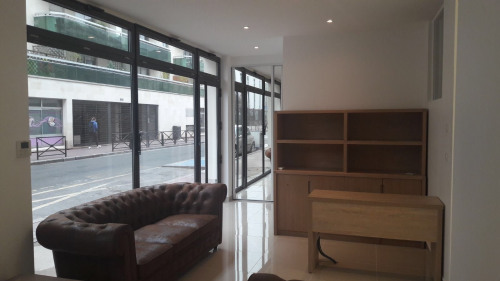 Vente - Local commercial - 85 m2 - Levallois Perret - Photo