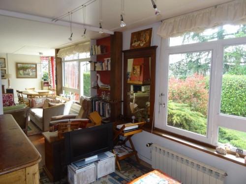 Verkauf - Architektenhaus 6 Zimmer - 161 m2 - Villennes sur Seine - Photo