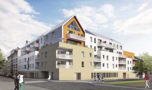 新房出售 - Programme - Caen - Photo