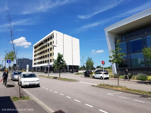出租 - 办公处 - 104.56 m2 - Metz - Photo