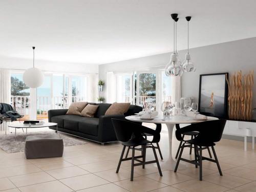 Produit d'investissement - Studio - 29 m2 - La Teste de Buch - Photo