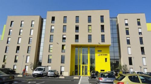 Location - Studio - 18 m2 - Valence - Résidence cap'etudes valence briffaut - Photo