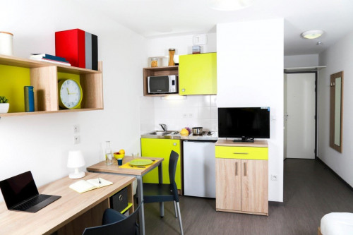 Location - Studio - 18 m2 - Angers - Photo