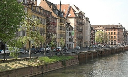 Vente local commercial Strasbourg 112000€ - Photo 1