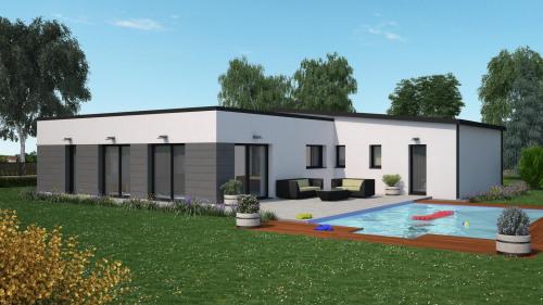 Venta  - Proyecto de construcción 5 habitaciones - 140 m2 - Fatines - Photo