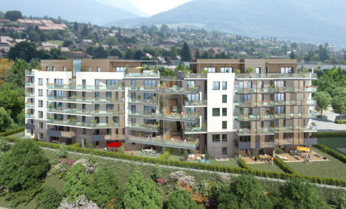 New home sale - Programme - Annecy - Photo