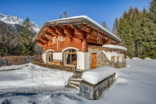 Deluxe sale - Chalet 7 rooms - 350 m2 - Chamonix Mont Blanc - Photo