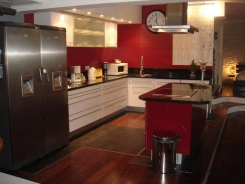 出售 - loft房 1 间数 - 99 m2 - Toulon - Cuisine - Photo