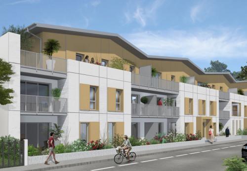 Produit d'investissement - Appartement 4 pièces - 94,7 m2 - La Teste de Buch - Photo