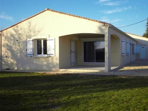Rental house / villa 10 mn sud cognac 975€ CC - Picture 1